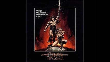 Conan The Barbarian -- Recovery