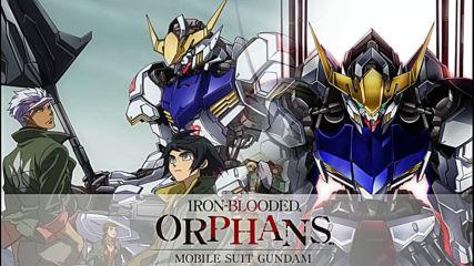 Mobile Suit Gundam: Iron-blooded Orphans Season 1 _ Opening 1