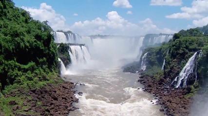 Водопадите Игуасу Hd