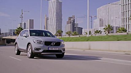 Тест драйв на новото Volvo XC40