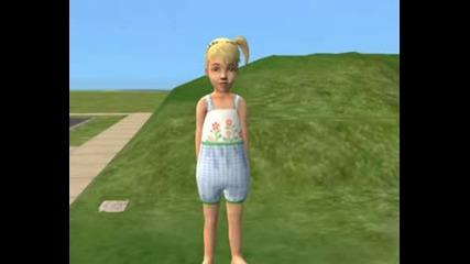 The sims 2 - Рапиращото Детенце Rofl