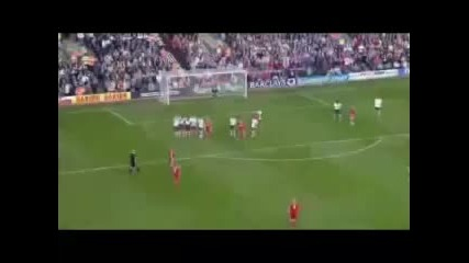 Gerrard - Fighter in the Stadium