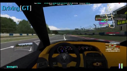 Live For Speed Driving[gt] Джиткаме насам-натам