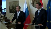 Serbia: West refuse to agree on general principles for OSCE's conduct - Lavrov