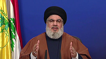 Lebanon: One-party government will 'escalate' tensions - Nasrallah