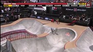 X Games Daniel Dhers takes Gold at Bmx Park Final [hd]