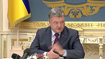 Ukraine: Poroshenko files lawsuit against Russia