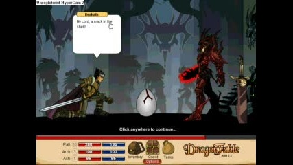 Dragon Fable . Qest - The Hatching
