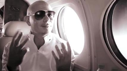 Премиера - Pitbull Ft. Sensato - latinos In Paris