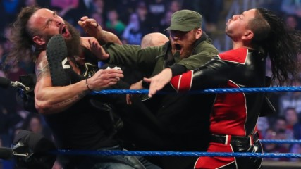 Braun Strowman signs up for 3-on-1 Handicap Match at WWE Elimination Chamber: SmackDown, Feb. 28, 2020