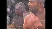 W C W Nitro - Goldberg vs Scott Putski