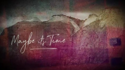 Sixx: A. M. - Maybe It's Time ( Official Lyric Video)