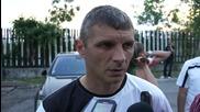 Здравко Лазаров: Искаме третото място и Купата на България