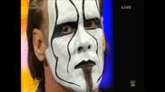 Sting предизвика Triple H на мач на Wrestlemania 31 - Fastlane 2015