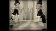Елфчета танцуват чарлстон ft. Дийн, Кастиел & Джош