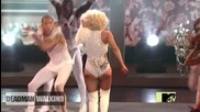 Mtv V M As 2009 Lady Gaga - Paparazzi - Live Performance | High Quality