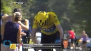 Lance Armstrong Admits He is to Blame for Questions Fired at Chris Froome