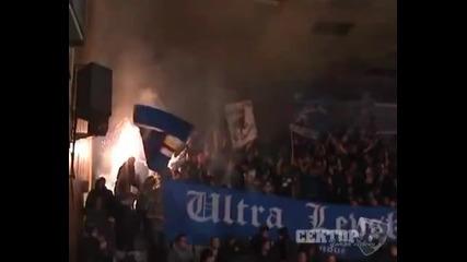 Levski - Okk Beograd Ultras