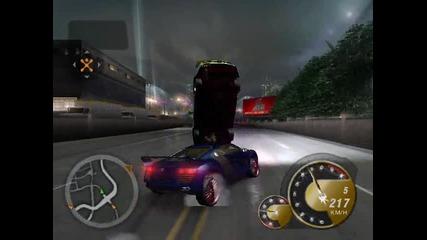 Nfs U2 Realistic Mod [2 - Audi Le Mans]
