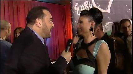 Ето кой спечели Евровизия...