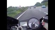 Yamaha R1 Not Too Slow... 300kmh