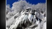"""Земенски водопад- """"полска Скакавица""""...една ледена приказка"""