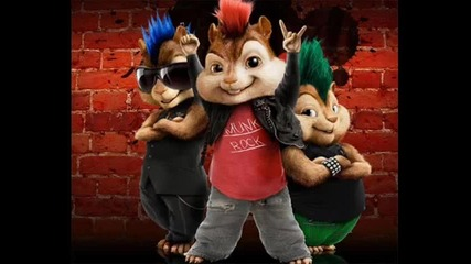 Chipmunks - Black Eyed Peas - Pump It