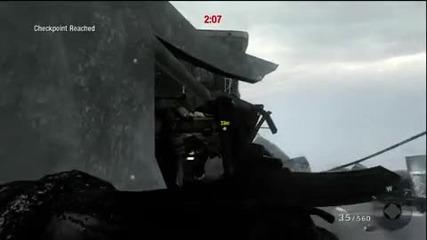Call of Duty Black Ops Walkthrough Mission 8 Project Nova 3/3