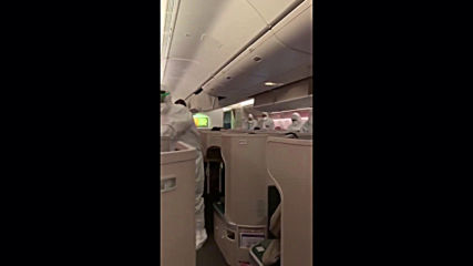 Italy: Passengers on board of airplane from Hong Kong checked for coronavirus