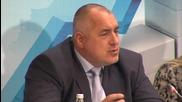 Борисов: Метрото е едно и също под земята, къртици го копаят