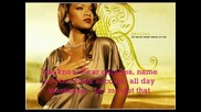 09. Rihanna - Lemme Get That (lyrics)