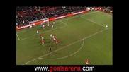 24.01 Манчестър Юнайтед - Тотнъм 2:1 Пол Скоулс гол ! ФА Къп