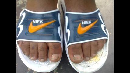 Последен модел чехли