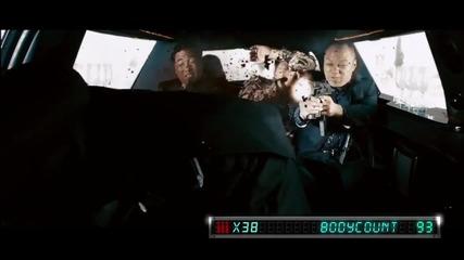 Добри бойни сцени с Джейсън Стейтън!!! Jason Statham Kicking Ass!
