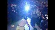 Jeff Hardy, Bubba Ray Dudley And Spike Dudley vs 3 - Minute Warning (Rosey and Jamal) and Rico