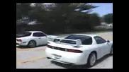 Porshe Vs Mitsubishi 3000gt