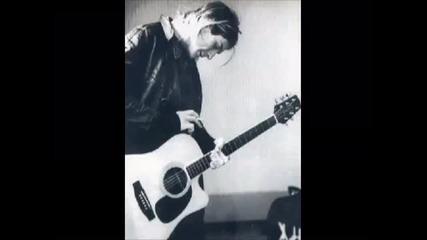 In loving memory of Kurt Cobain