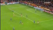Galatasaray - Fc Kobenhavn 3-1