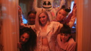 Marshmello & Anne-Marie - FRIENDS (Оfficial video)