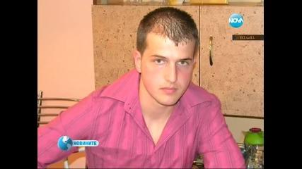 Майка на болно момче чака Бойко Борисов пред Министерския съвет