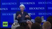 USA: Income inequality is bad for sustainable growth, says IMF's Lagarde