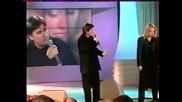 Lara Fabian Serge Lama je suis malade (hq) [ Превод]