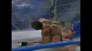 Undertaker Vs Batista Steel Cage Match Part 2
