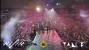 Wisin y Yandel - Algo me gusta de ti Live de Santiago, Chile 18/10/2013