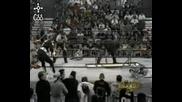 W C W Nitro - La Parka & Silver King vs Damian & Ciclope ( Mexican Hardcore Match )