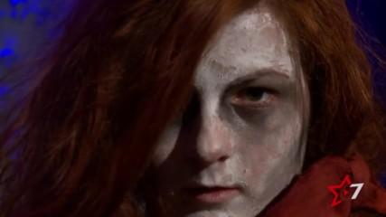 Кървава скрита камера в София за Хелоуин