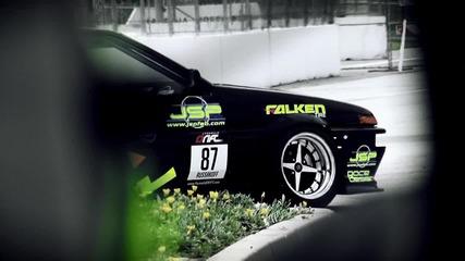 Formula Drift Round 1 vs Falken Tire
