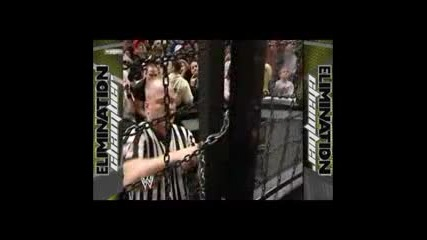 (част 5) Wwe Satan's Prison - The Anthology of the Elimination Chamber