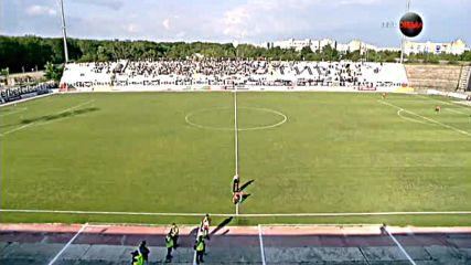 Атмосферата преди двубоя между Локомотив Пловдив и Черно море