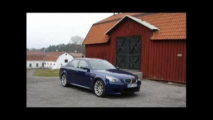 Най - яките картинки на BMW M5